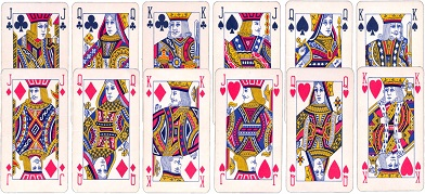Carta Mundi Bridge Playing Cards